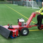 Artificial Sports Surface Sweeper
