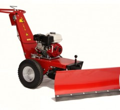Kleensweep pedestrian snow plough