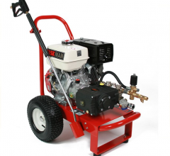 200Bar/3000PSI Commercial pressure washer