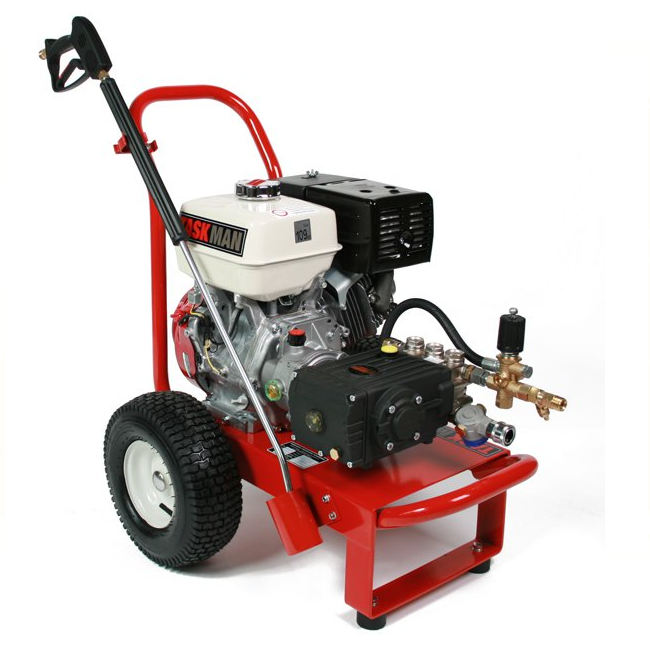 Commercial Pressure Washer - 200Bar/3000PSI | Macro Groundcare Equipment