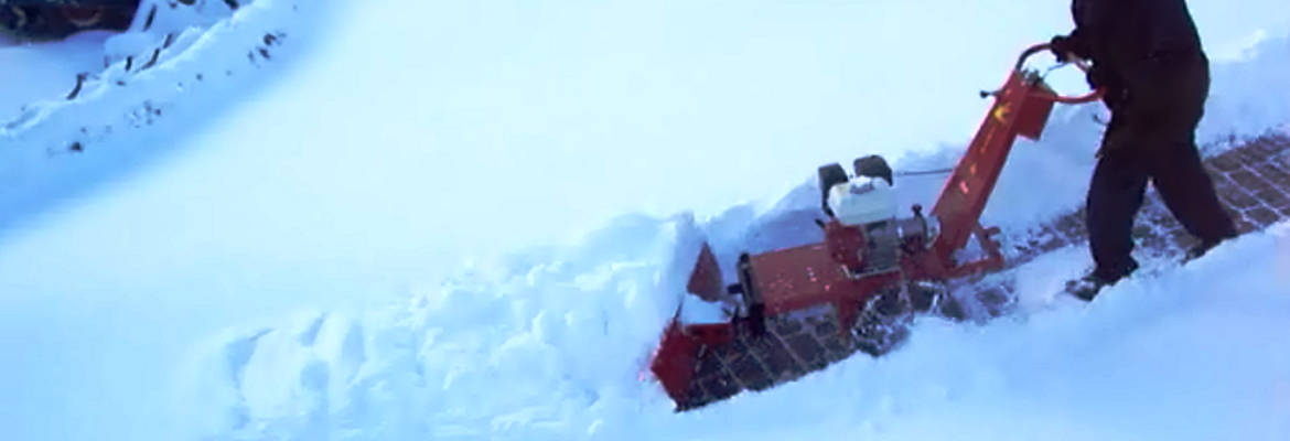 Snow-Plough
