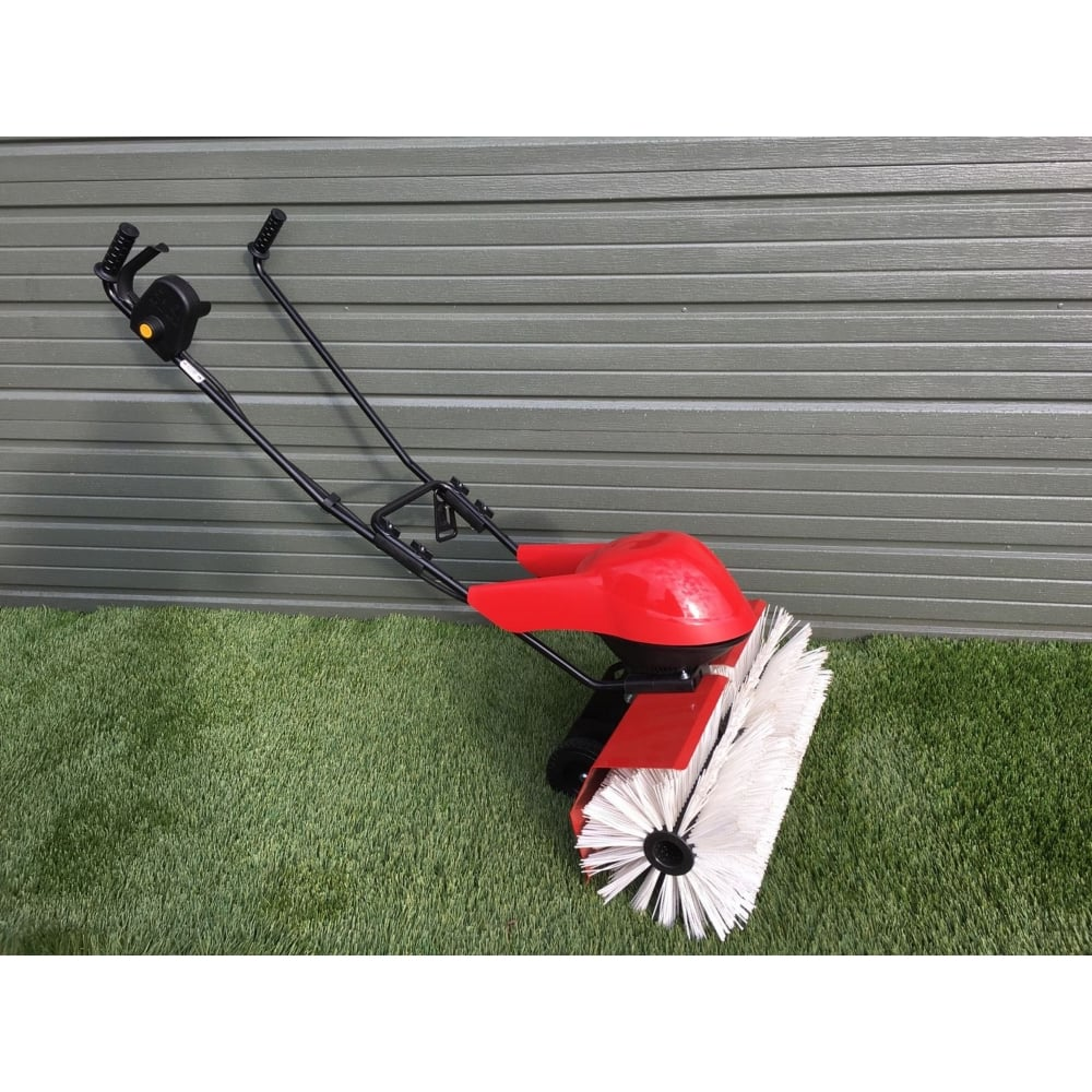 Kleensweep Artificial Grass Power Brush Lawn Sweeper
